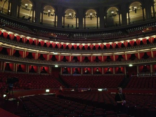 Live royal albert hall london uk 6 7 12 adamlambertlive for Door 12 royal albert hall